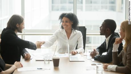 Why it's good for business to have a woman at the top