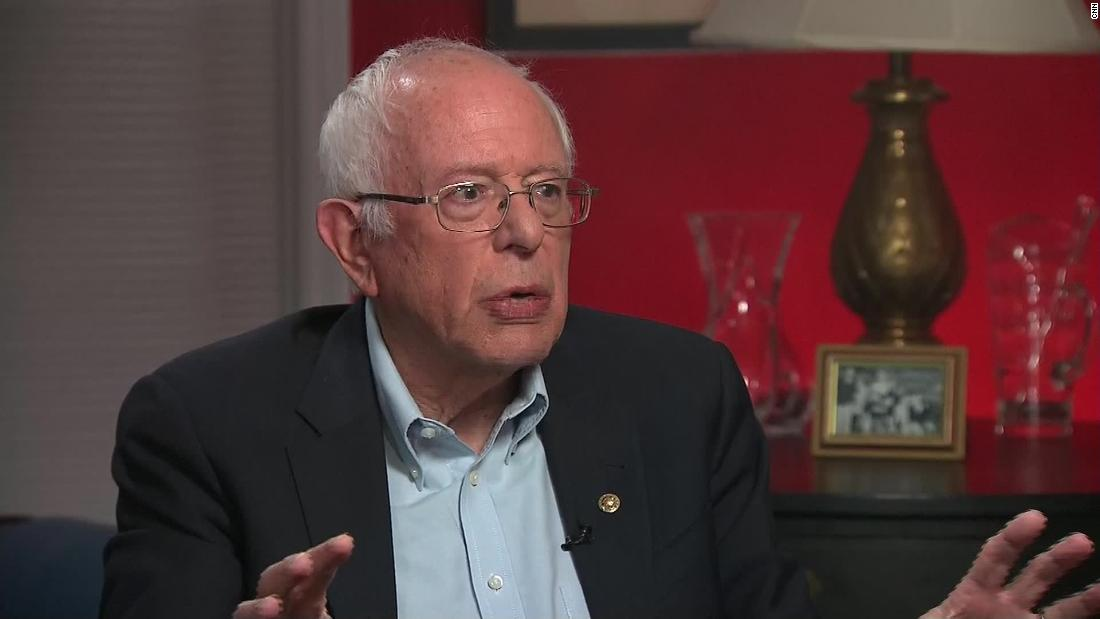 Bernie Sanders answers questions about LGBTQ issues