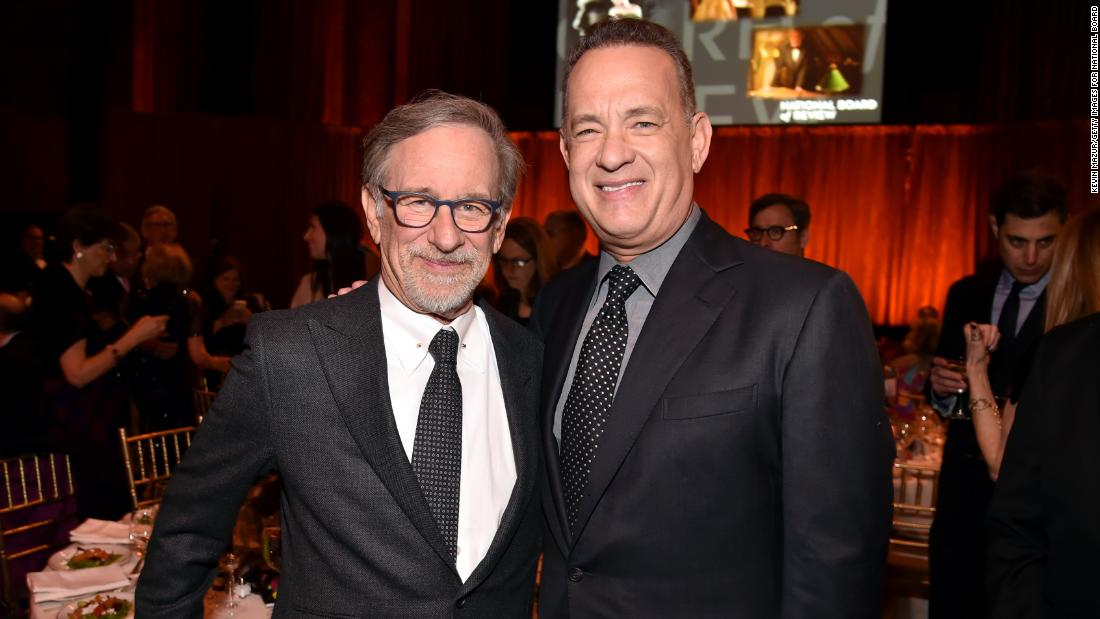 'Masters of the Air' from Steven Spielberg and Tom Hanks lands at Apple