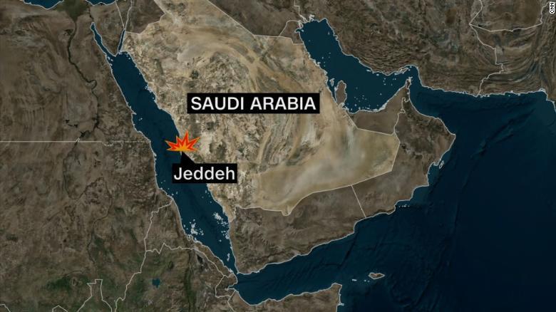 Iran media says oil tanker exploded near Saudi port