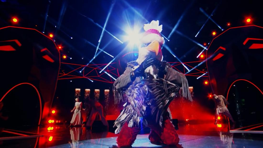 'The Masked Singer': The Eagle flies the nest
