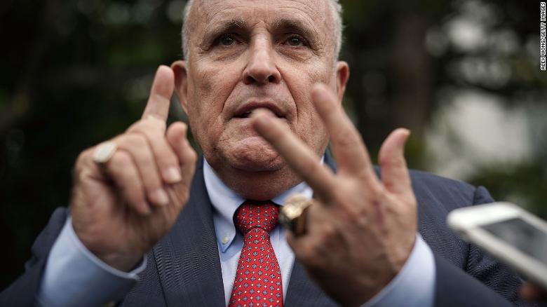 5 key things to remember about Rudy Giuliani and Ukraine