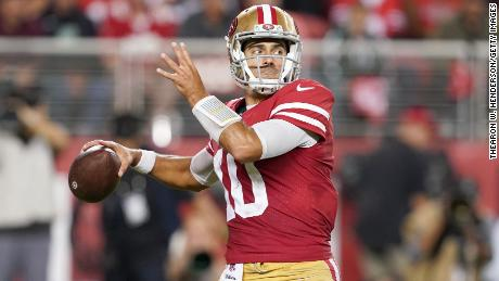 The 49ers And Rams Go Head To Head This Nfl Sunday Cnn