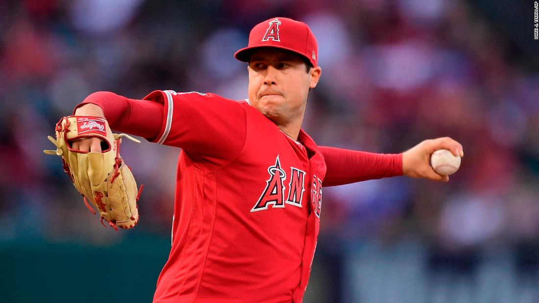 Angels official provided Tyler Skaggs with oxycodone for years, lawyer says