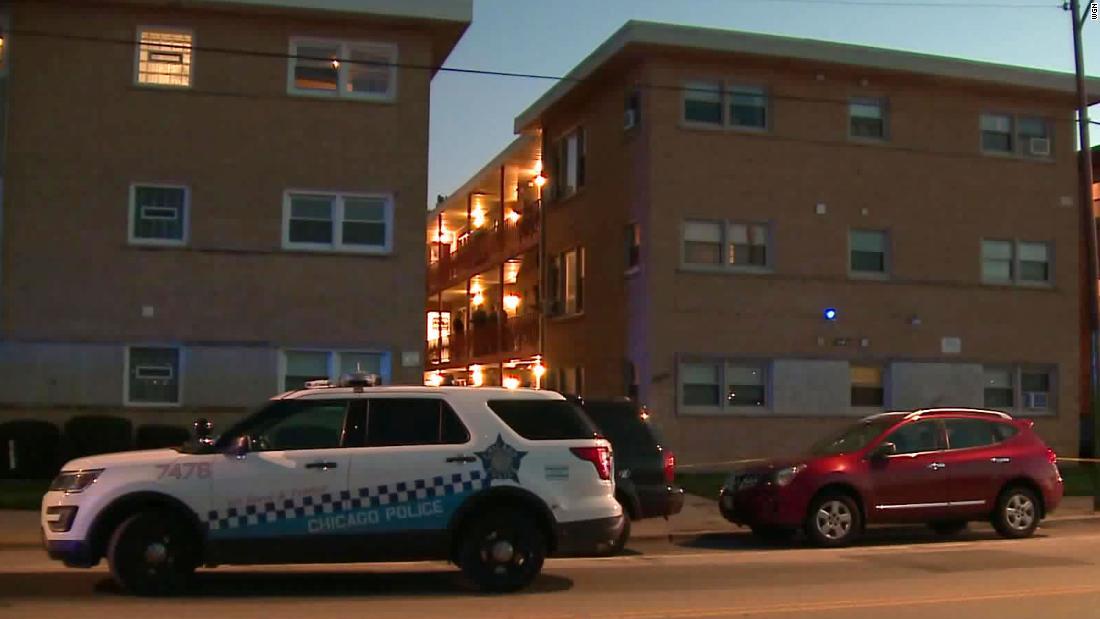 Γείτονας σκότωσε 4 ανθρώπους που τρώνε δείπνο στο Σικάγο διαμέρισμα, αστυνομία