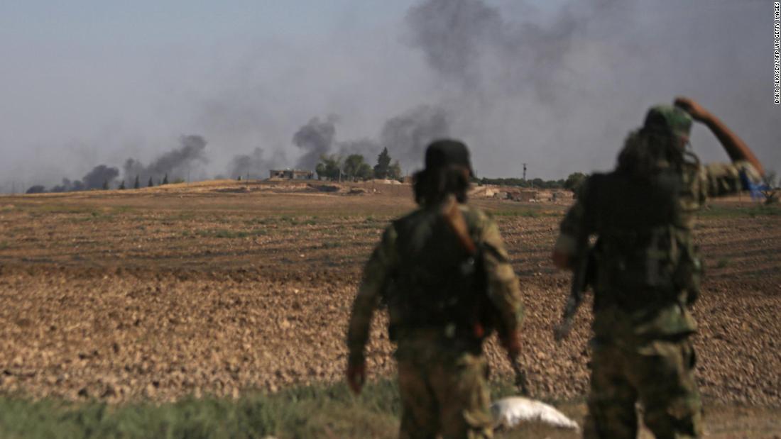 Die situation in Syrien wird immer schlimmer. Vier Dinge, die Sie wissen müssen