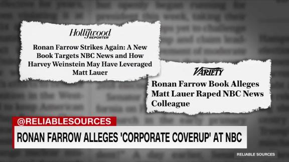Image for NBC needs a 'full accounting' for Matt Lauer's alleged misconduct, analysts say