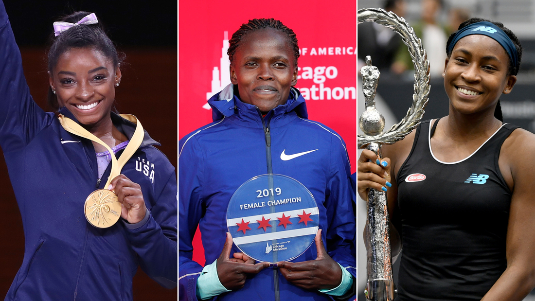 These three women are young. They're powerful. And they just made history