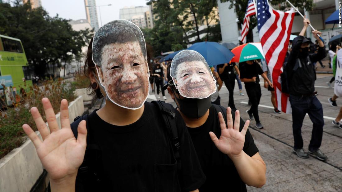 Xi誓いを分割し、中国'の末尾砕機、破骨'