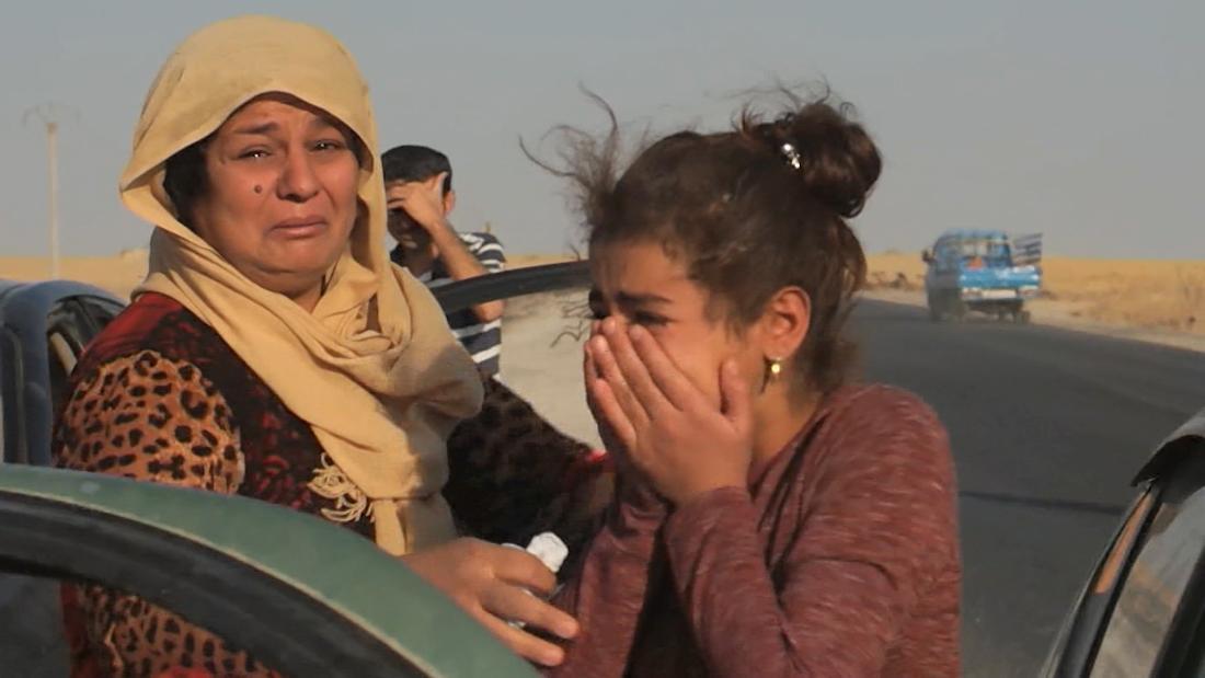 CNN-reporter zeigt Ihnen, was in Syrien passiert jetzt