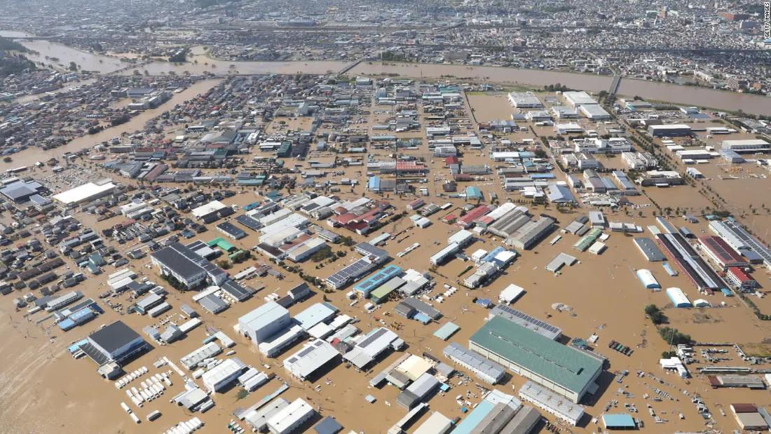 How deadly Typhoon Hagibis devastated Japan