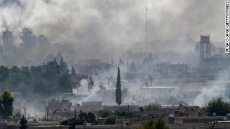 Trump administration intensifies Syria damage-control efforts