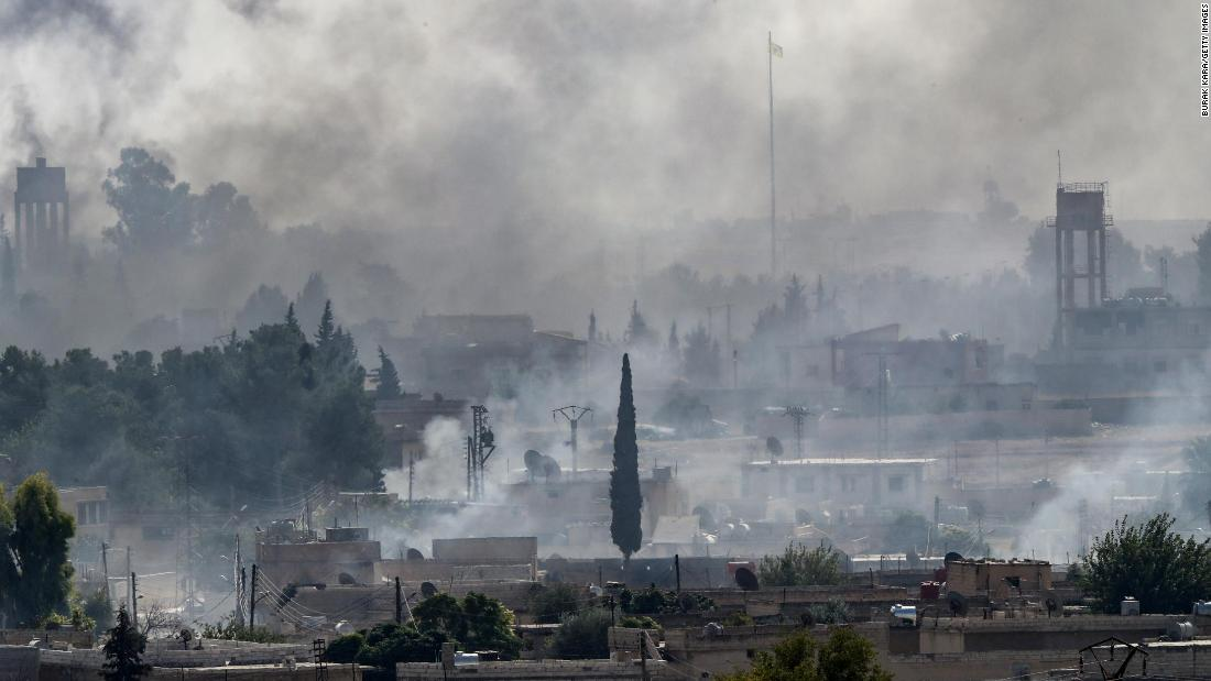 US troops express anger at Trump's Syria policy: 'We betrayed' the Kurds