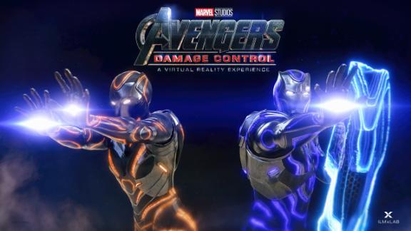 'Avengers: Damage Control'