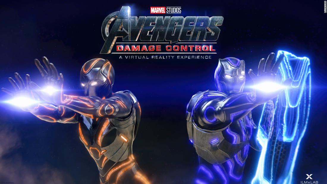'Avengers: Damage Control' muscles into world of virtual reality