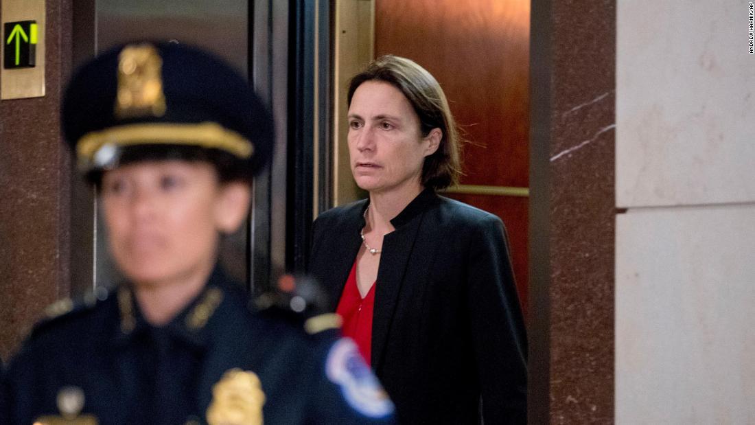 Terbaru pada impeachment penyelidikan kesaksian dan Hunter Biden