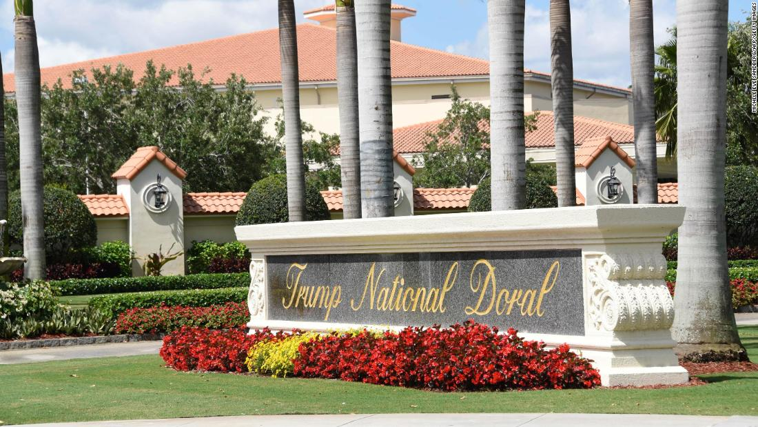 Trump reverses course and says his Florida resort won't be used for G7 summit