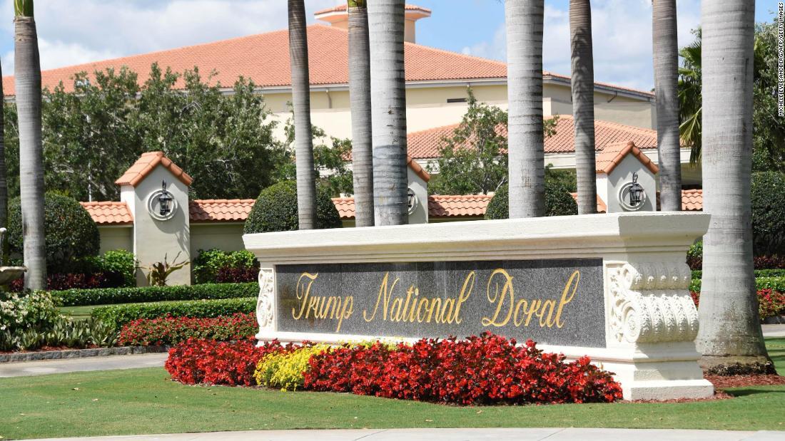 Λευκό Οίκο υπερασπίζεται Ατού είναι το θέρετρο στη Φλόριντα ως