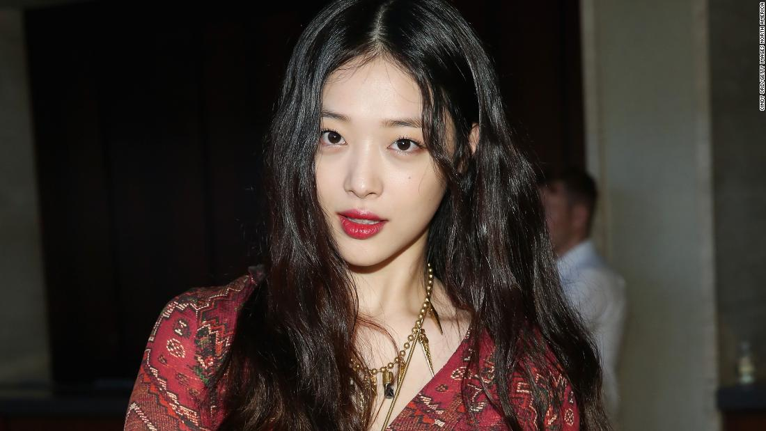 Death of K-pop star Sulli prompts outpouring of grief and questions over cyber-bullying