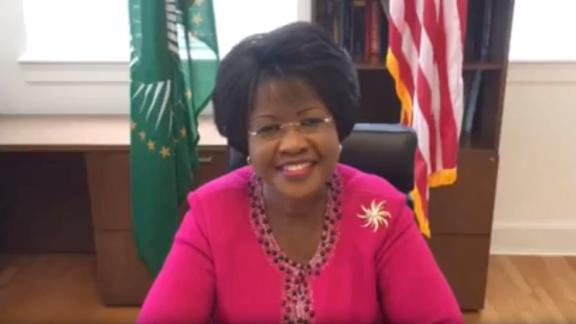 Arikana Chihombori-Quao was appointed permanent representative of the African Union Mission to the United States in 2017.