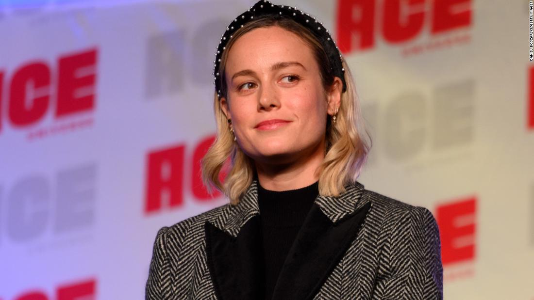 Brie Larson ist unbezahlbar Reaktion auf das erleben eines Vorschlags