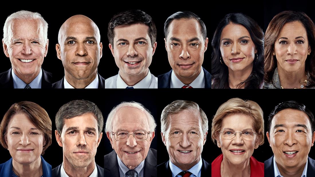 12民主党の高杭の最大の主な議論の段階に来