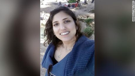 26-year-old Naama Issachar was sentenced to seven and a half years in prison on drug smuggling charges.
