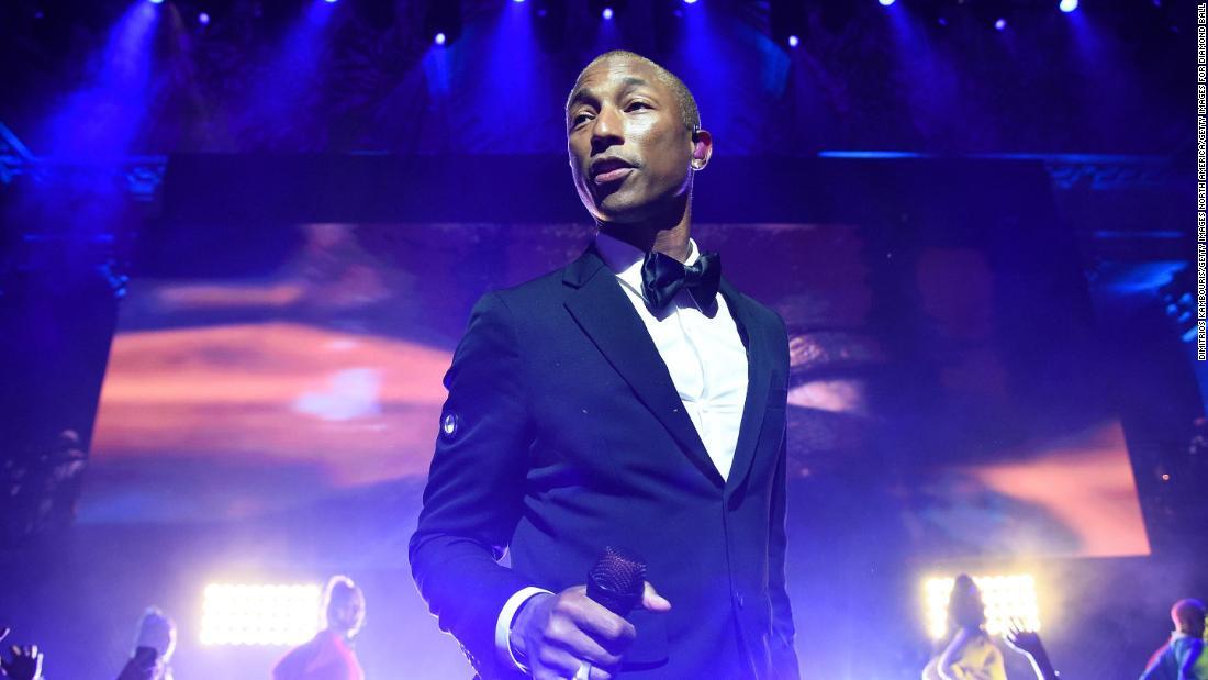 Pharrell Williams cập nhật loạt tài liệu phúc âm mới trên Netflix