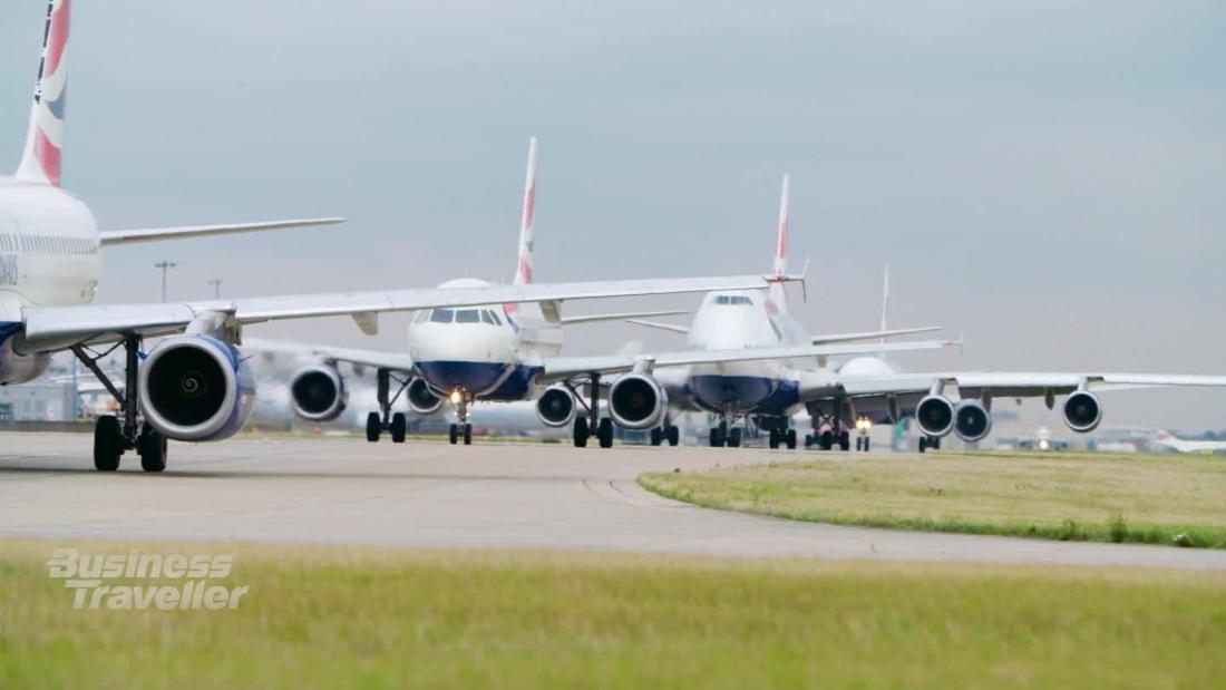 British Airways flights hit by another technical glitch