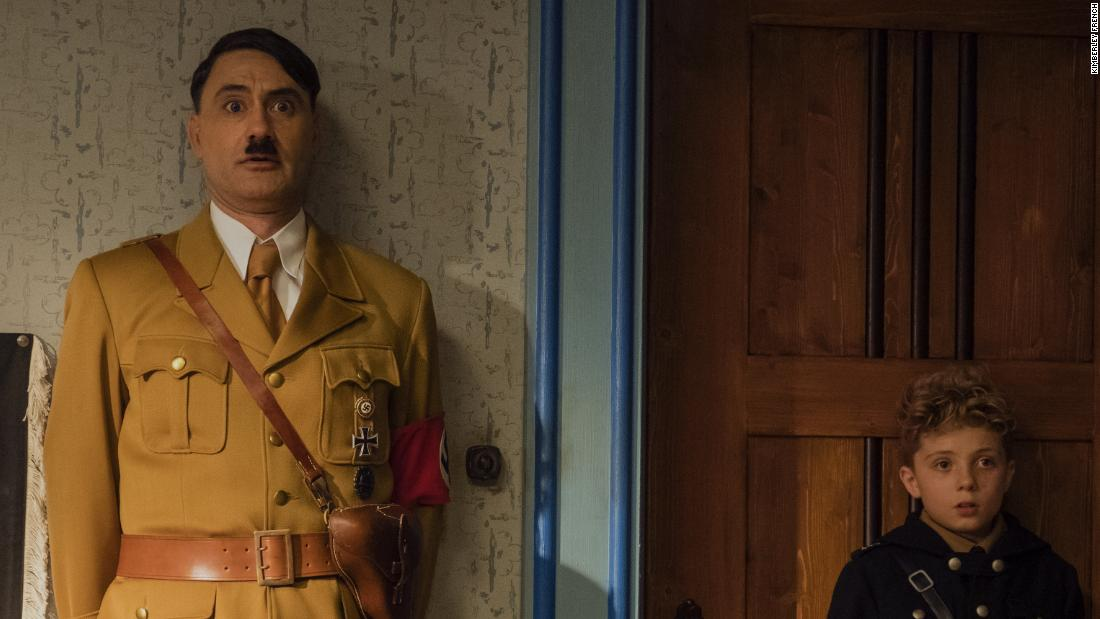 'Jojo Rabbit' uses Hitler to awkwardly convey anti-hate message