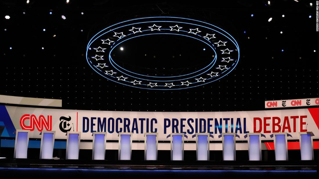 2020 Democrats say they won't participate in December debate if they have to cross picket line