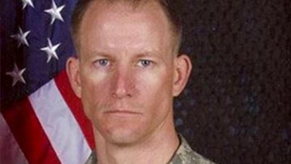 Mark Allen was one of several soldiers wounded in the search for Bowe Bergdahl.