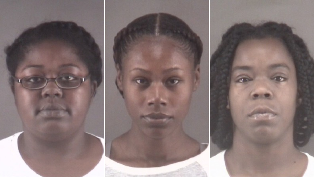 Three employees at an assisted living facility are accused of encouraging elderly residents to fight one another