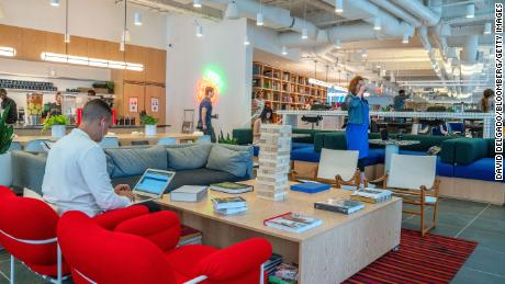 WeWork closes 2,300 office phones over health fright