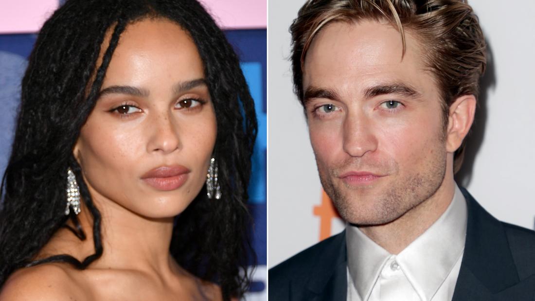 Zoe Kravitz set to play Catwoman opposite Robert Pattinson's 'Batman'
