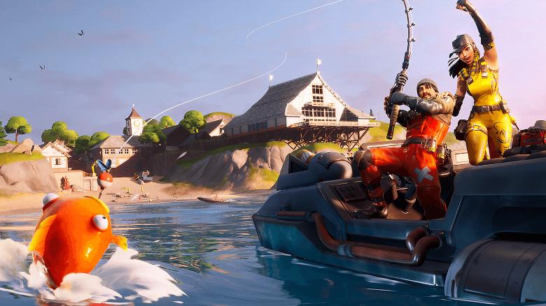Fortnite Returns After Two Day Blackout