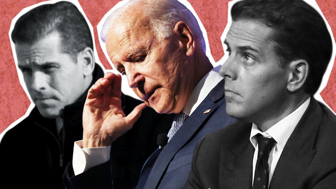 Image result for GOP senators formally ask Secret Service for records on Hunter Biden