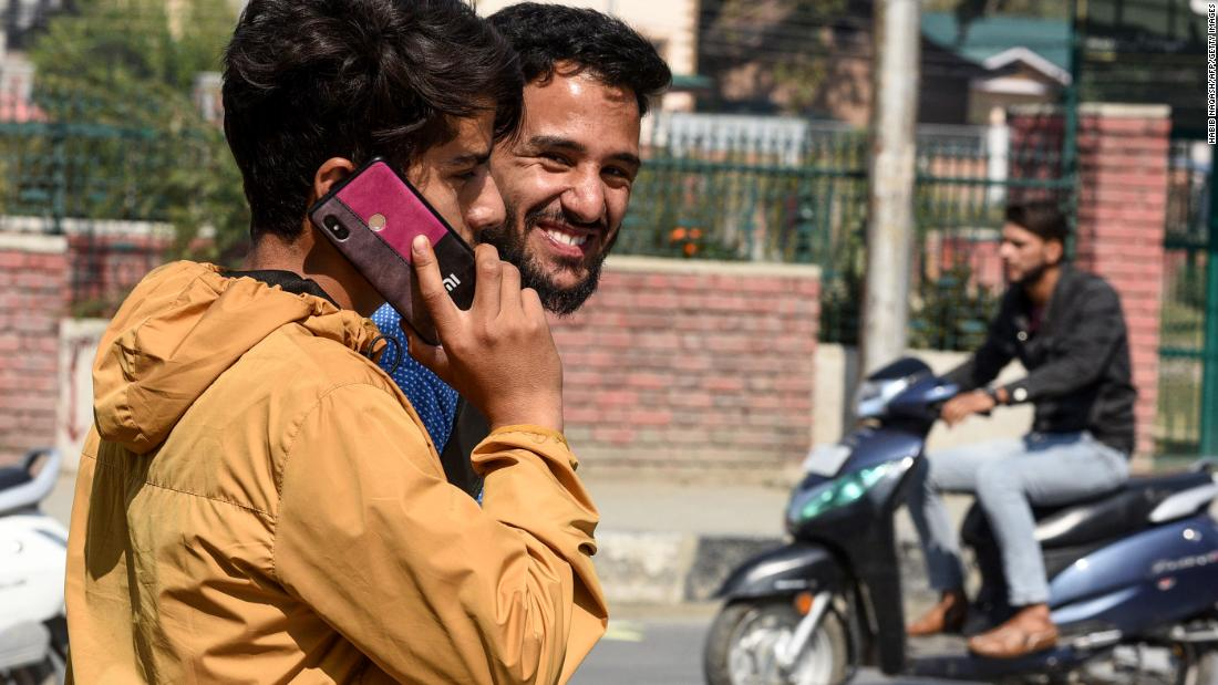 Kashmir residents billed during two-month, government-imposed cellphone blackout