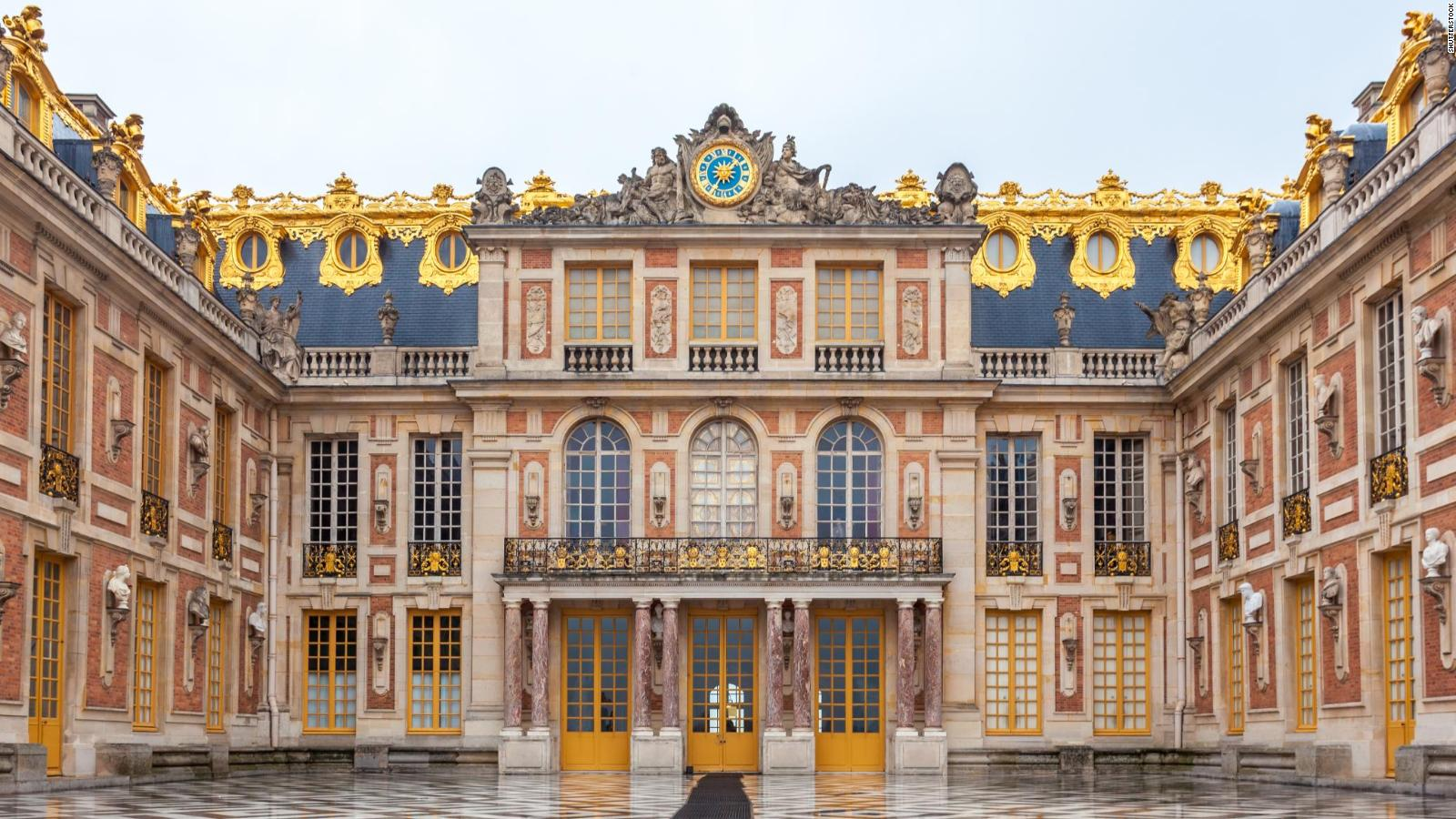 Hotel on Versailles grounds: Le Grand Contrôle to open in spring 2020 | CNN  Travel