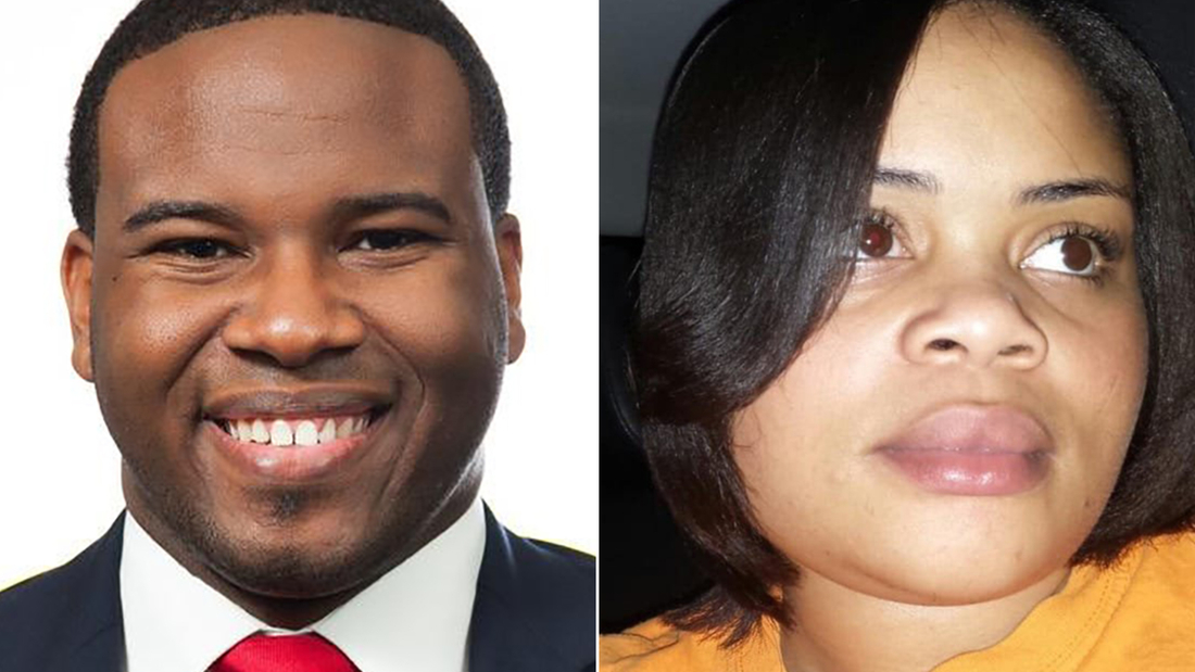 Botham Jean and Atatiana Jefferson
