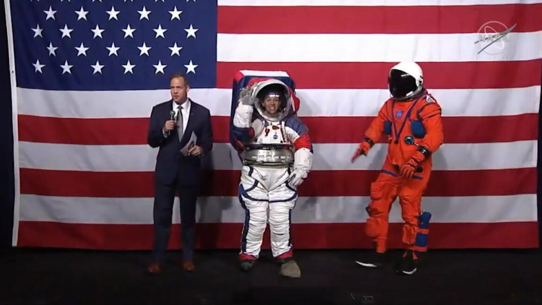 Lihat NASA baru antariksa ke bulan dan luar