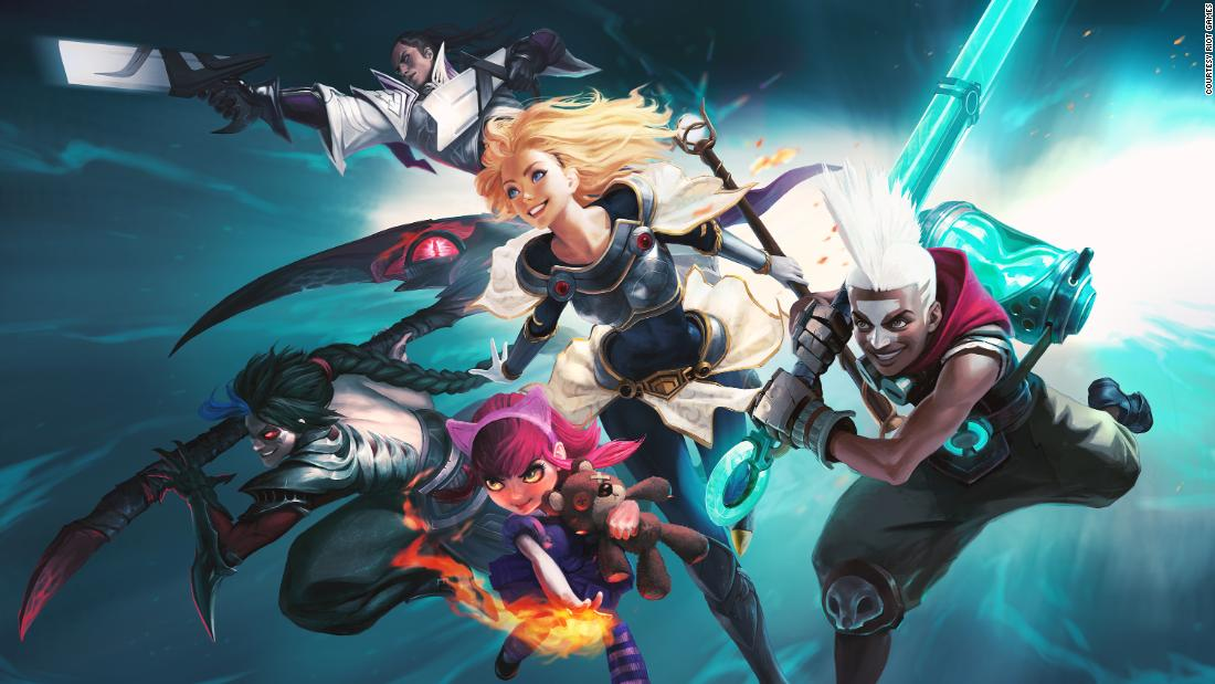 League of Legends celebrates its tenth year anniversary by getting on mobile, console and other games thumbnail