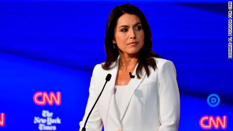 Hillary Clinton suggests that the Russians care & # 39; Tulsi Gabbard for Third Parties