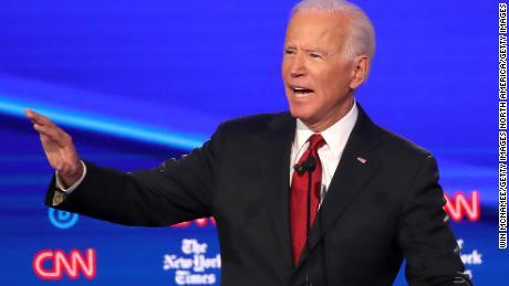 Joe Biden Spent More Than He Raised In Third Quarter Of 2019 Cnnpolitics