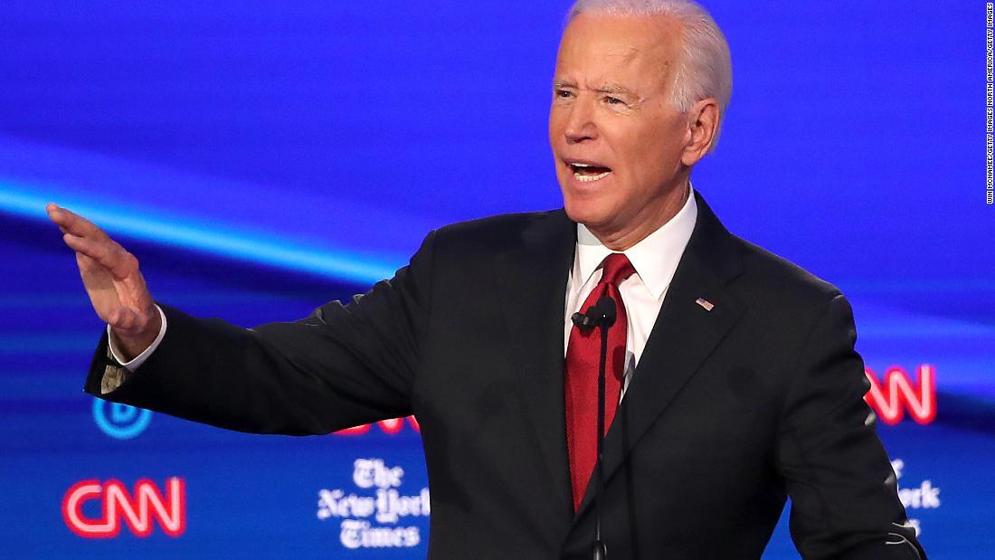 How Donald Trump has already handed Joe Biden a debate win – CNN