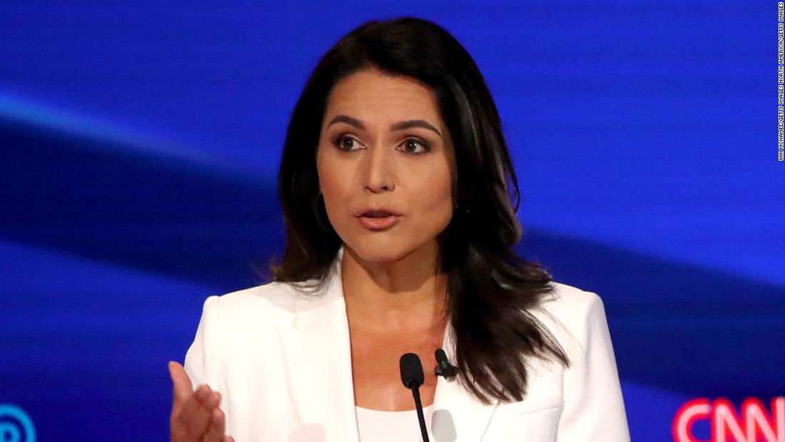 Tulsi Gabbard's Clinton clash sparks speculation about her political future thumbnail