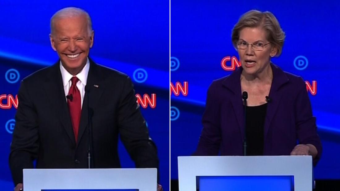 7 takeaways from the CNN/New York Times Democratic presidential debate