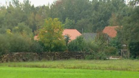 The farm is in the village of Ruinerwold, in the northern Netherlands province of Drenthe.