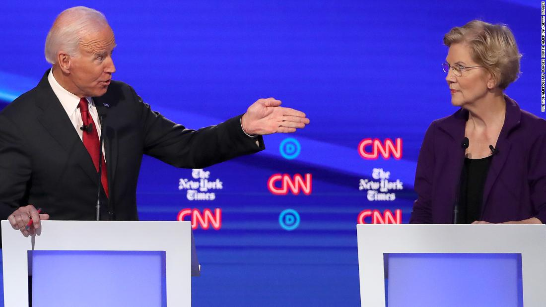 The Biden campaign intensifies its criticism of Facebook