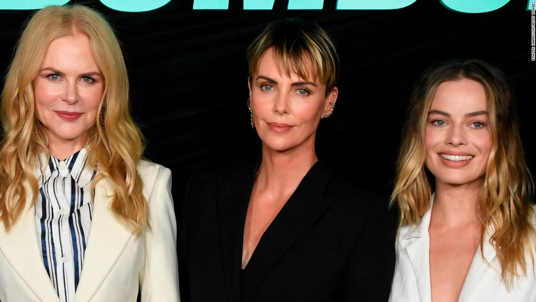 Ellen tried to get Nicole Kidman to pick men for Charlize Theron and things got awkward